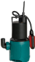 TPS-200SA Automatic Submersible Pump 230V